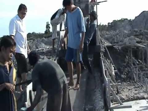 TIN COMPANY PROCESSING IN BANGKA ISLAND