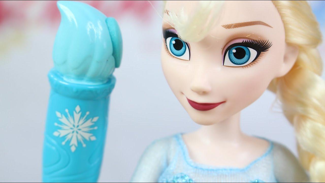 frozen nuda Anna