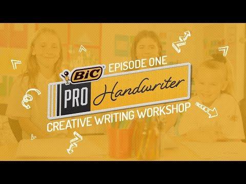 BIC - Creative Writing Workshop - Episode 1
