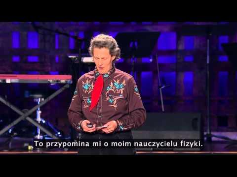 Temple Grandin - Światu Potrzeba Umysłów Różnego Rodzaju [PL]
