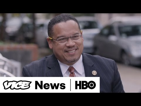 The Keith Ellison Interview: VICE News Tonight on HBO (Full Segment)