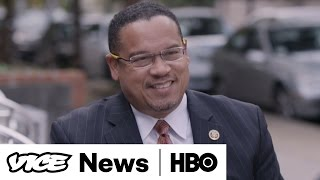 The Keith Ellison Interview  VICE News Tonight on HBO (Full Segment)