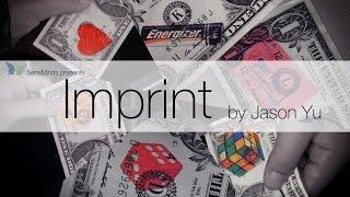 Imprint by Jason Yu & SansMinds