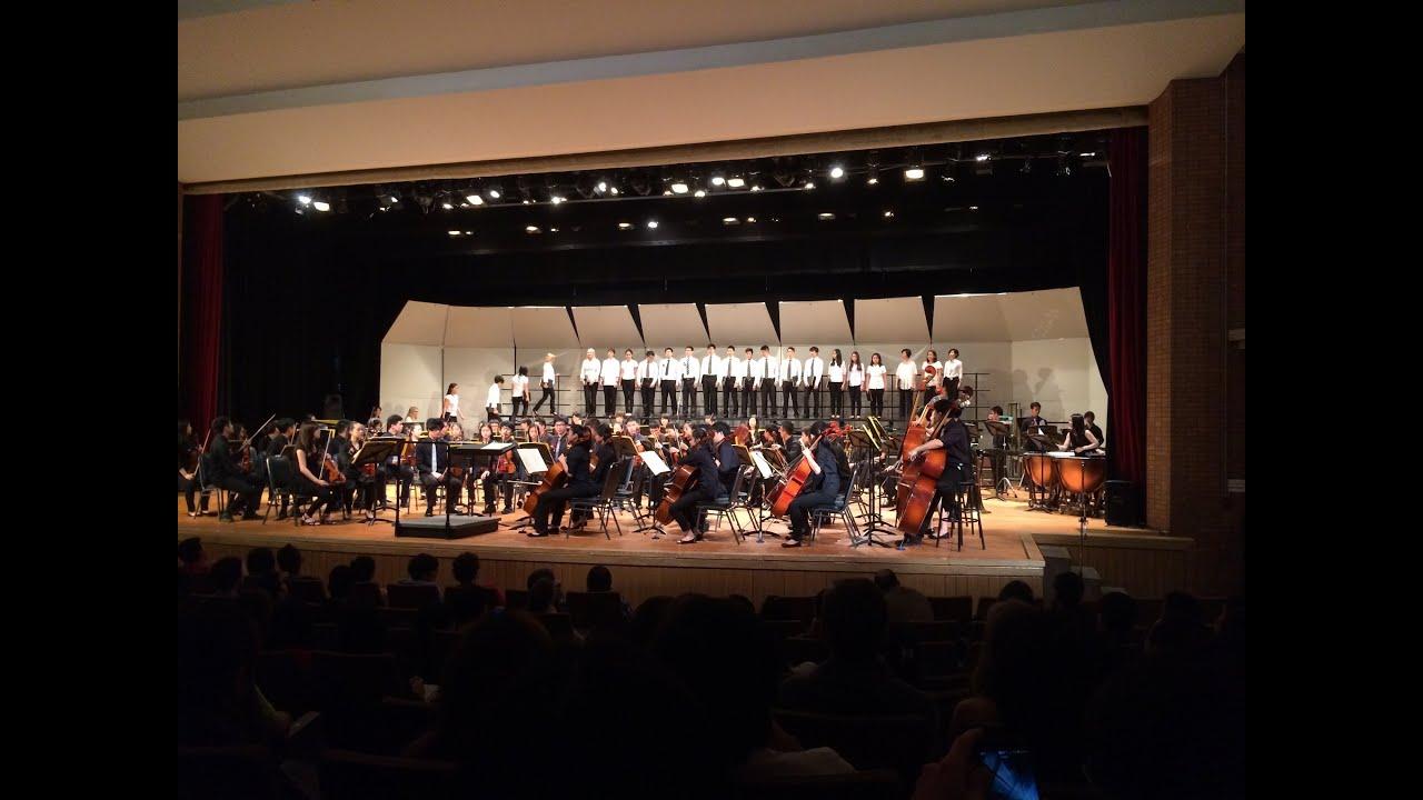 Taipei American school Opus (04/26/2014) - Carmina Burana - YouTube