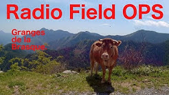 Radio Field OPS, Granges de la Brasque.