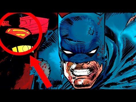 6 comics que deberías leer antes de ver Batman v Superman