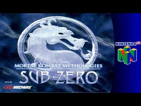 Nintendo 64 Longplay: Mortal Kombat Mythologies: Sub-Zero