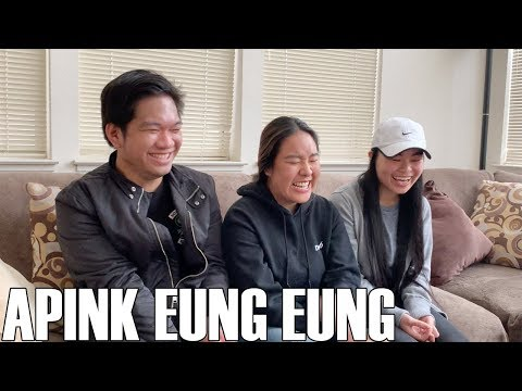 Apink (에이핑크) - Eung Eung (Reaction Video)