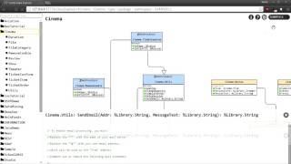 UML Class Explorer for InterSystems Caché