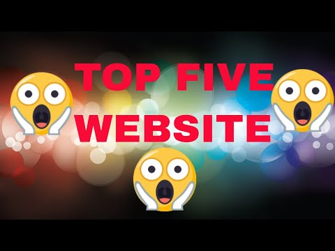 TOP FIVE WEBSITES which can chage your life BY Mobi Tech Lite.