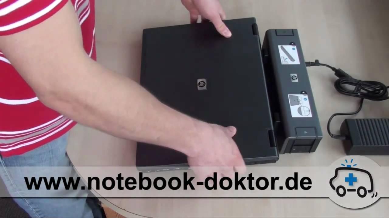 Hewlett Packard Dockingstation Mit 120w