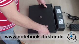 Hewlett Packard Dockingstation mit 120W-Netzteil (Notebook / Laptop)