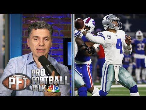 NFC Playoff Picture: Dallas Cowboys Shouldn't Panic   Pro Football Talk   NBC Sports