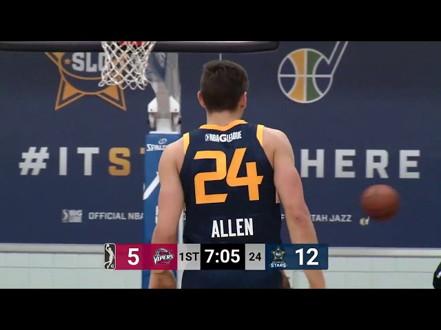 902504f3dec Utah Jazz  Stars give Grayson Allen prime opportunity to show out