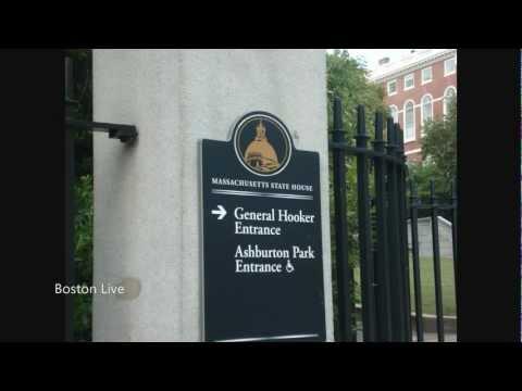 Massachusetts State House - Massachusetts General Court - State Legislature