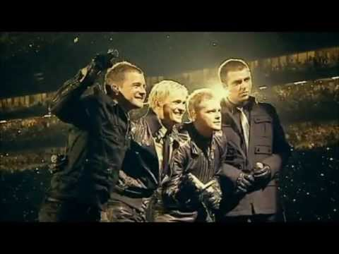 Westlife - Over And Out [Music Video]