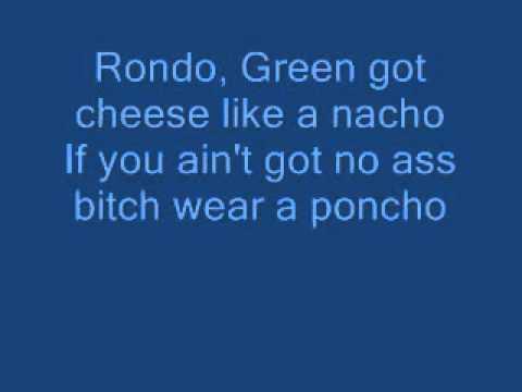 rack city  tyga lyrics