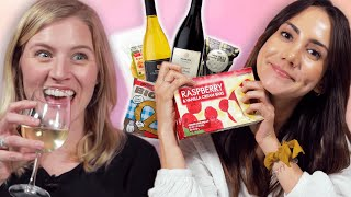 The Try Wives ULTIMATE Trader Joe's Taste Test