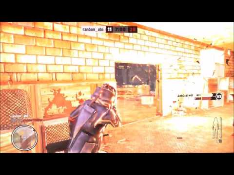 2vs2   MP3 vs SONY  Max Payne 3 SOFT LOCK Multiplayer Montage PS3  random_abc