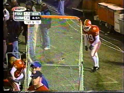 1999 Florida State vs Clemson Part 2, Bowden Bowl I