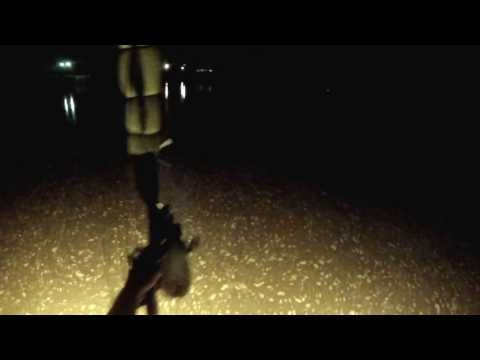Wabash River Nightime Bowfishing Highlights