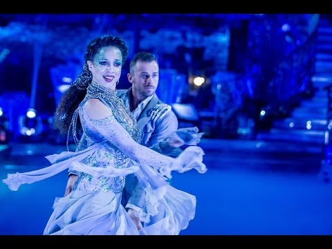 Natalie Gumede & Artem Viennese Waltz to 'Devil In Me'  Strictly Come Dancing: 2013  BBC One