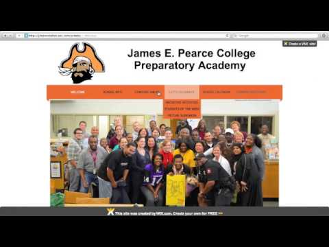 Pearce Middle School/Pearce Pirates Welcome Video