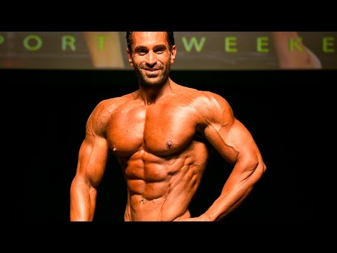 Men`s Physique aesthetics Motivation - IFBB Stockholm Pro I-walks