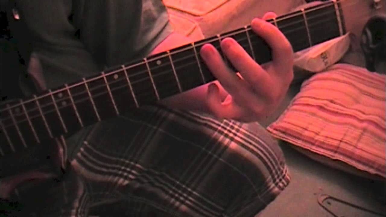 The Quiet Things That No One Ever Knows Guitar Lesson
