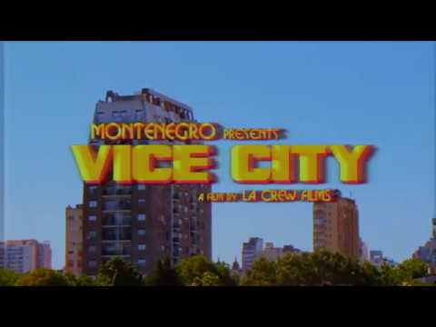 MONTENEGRO - VICE CITY (VIDEO OFICIAL)