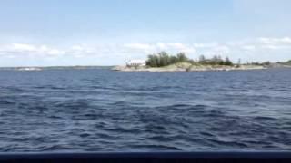 AKUC Georgian Bay Tour (07-25-14)