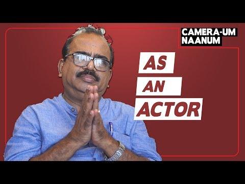 Nanjil Sampath's emotional interview | LKG