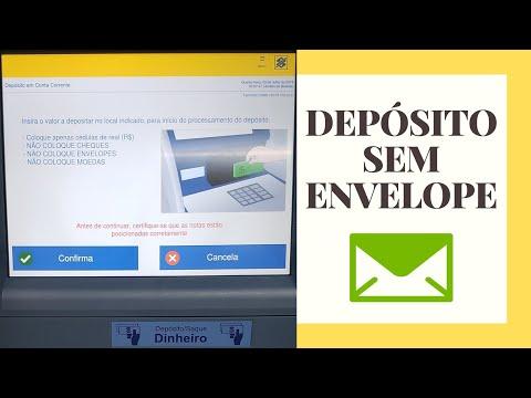 Como Depositar Dinheiro No Banco Do Brasil - Sem Envelope - Cai Na Conta Na Hora