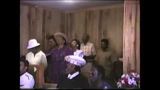 Mt. Calvary Baptist Church Senior Choir