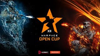 Warface Open Cup: Season XII - LAN Finals