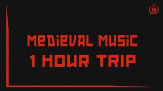 Medieval Music in Medieval Gameplay 1 Hour TRIP