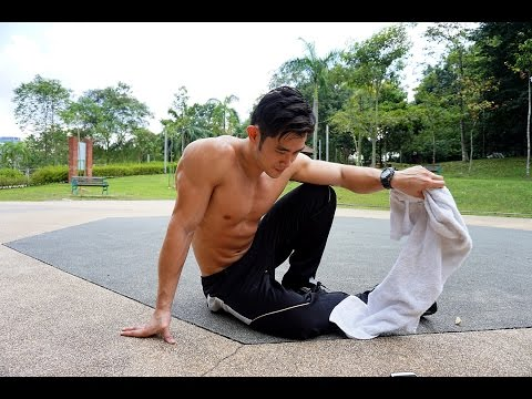 Men's Quick Full Body Workout Routine (No Gym) |Build Muscle and Burn Fat