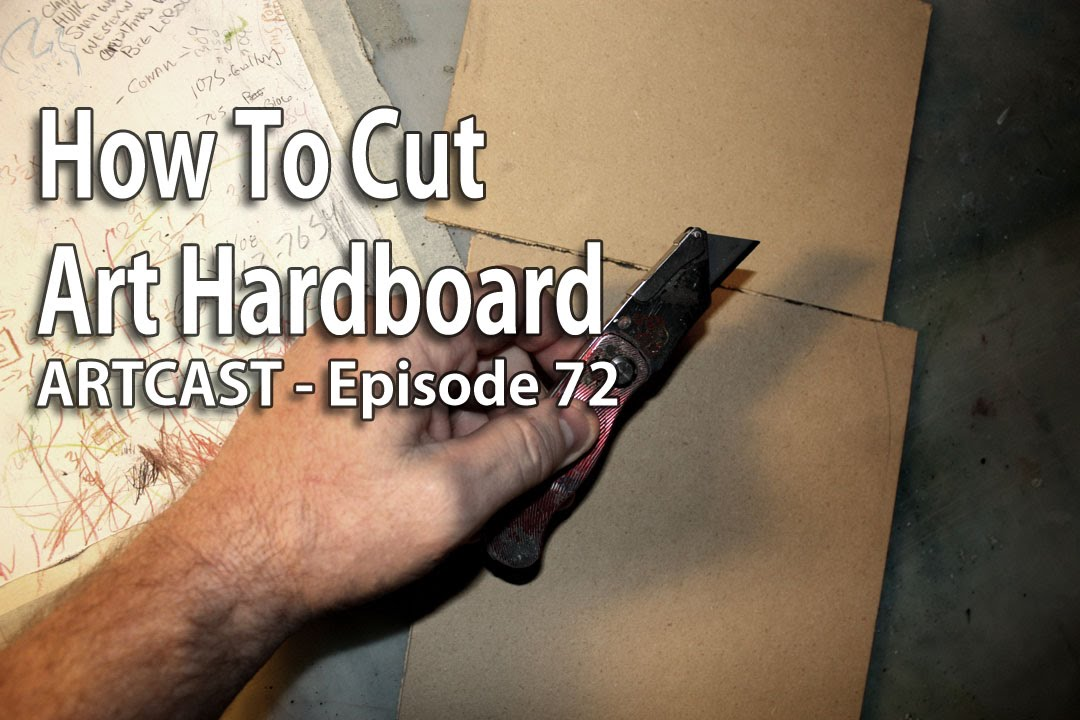 How To Cut Masonite Board By Hand