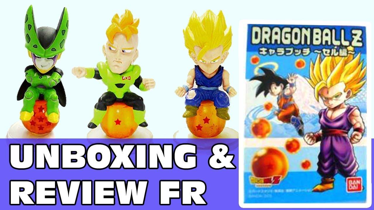 Bandai Dragonball Dragon ball Z Chara Puchi Figure Vol 2