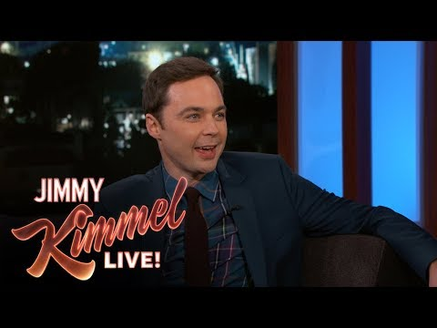 Jim Parsons on The Big Bang Theory