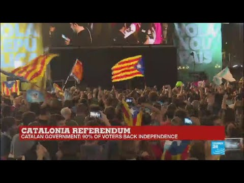 CATALONIA REFERENDUM - Watch our special edition