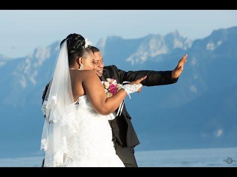 Djemila & Alphi's Wedding à Lausanne