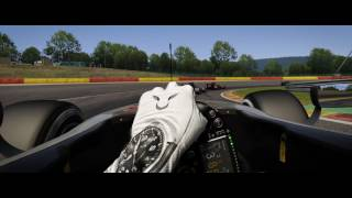 Assetto Corsa: VR Gameplay - F1 2017 @ Spa - RSS 2017 Mod