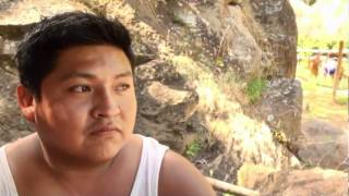 Cascadas de Huazuntlán, paraíso familiar del sur de Veracruz