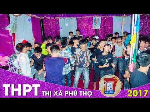 Học Sinh Trường THPT Thị Xã Phú Thọ || Kỷ Niệm 20 Năm Thành Lập