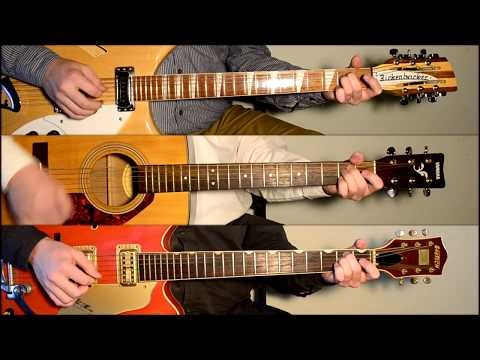The Byrds - Set You Free This Time - Guitar Cover mp3