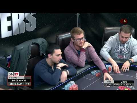 Concord Masters 2016 - Livestream Coverage