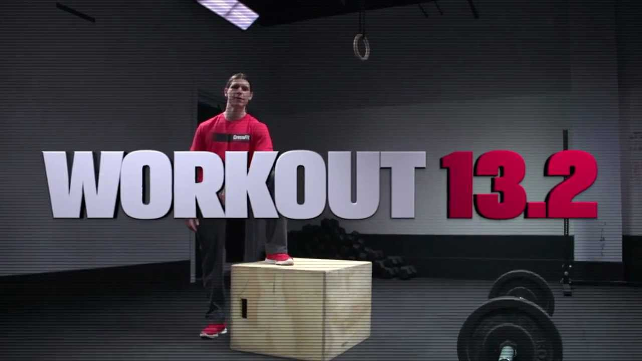 CrossFit - Open Workout 13.2 - Movement Standards with Julie Foucher