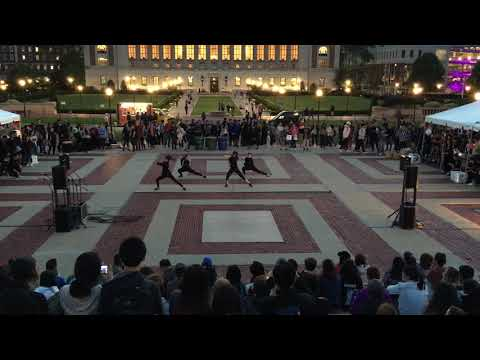 Columbia Wushu - Night Market 2018