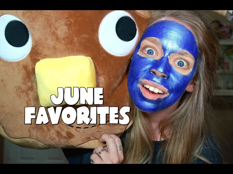 ♡ JUNE FAVES- 2016! ♡